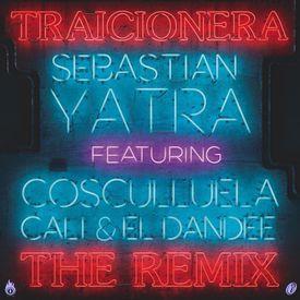 Sebastian Yatra Ft. Cosculluela Y Cali & El Dandee - Traicionera (Official