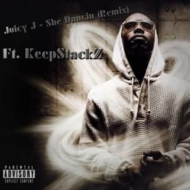Juciy J Ft. KeepStackZ - She Dancin (Remix) (Hosted By: MMG, Trap-A-Holics, @DG, Nicki Minaj & 50 Cent)