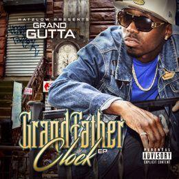 Grand Gutta - Grand Father Clock Ep Cover Art
