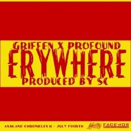 Griffen - ERYWHERE Cover Art