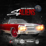 Grinders Up Next - ScAliens Cover Art