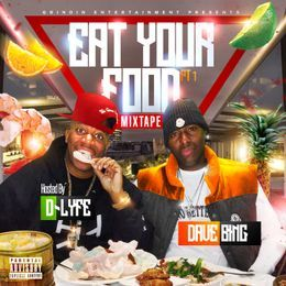 GRINDIN RADIO - EAT YOUR FOOD PT.1  Cover Art