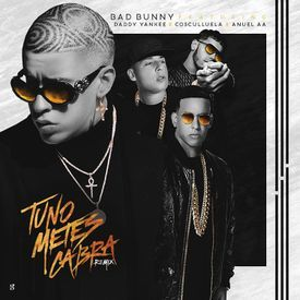 Tu No Metes Cabra (Official Remix)