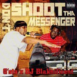 G'sta - Don't Shoot Tha Messenger Cover Art