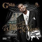 G'sta - The Walking Classic Vol. 1 (Throwback Mixtape Edition) Cover Art