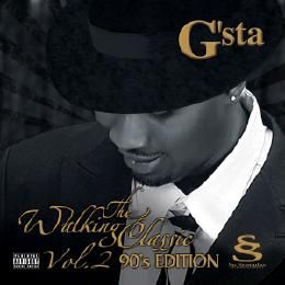 G'sta - The Walking Classic, Vol. 2 (90's Edition) Cover Art