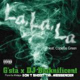 G'sta - La, La, La (feat. Copious Green) [Clean Edit] Cover Art