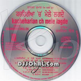 01 - Kacheharian Ch Mele Lagde (DJJOhAL.Com)