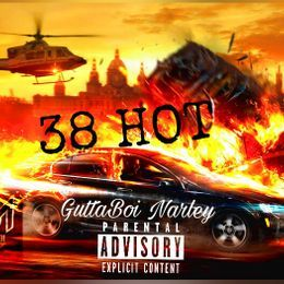 GuttaBoi_Narley - 38 Hot Cover Art