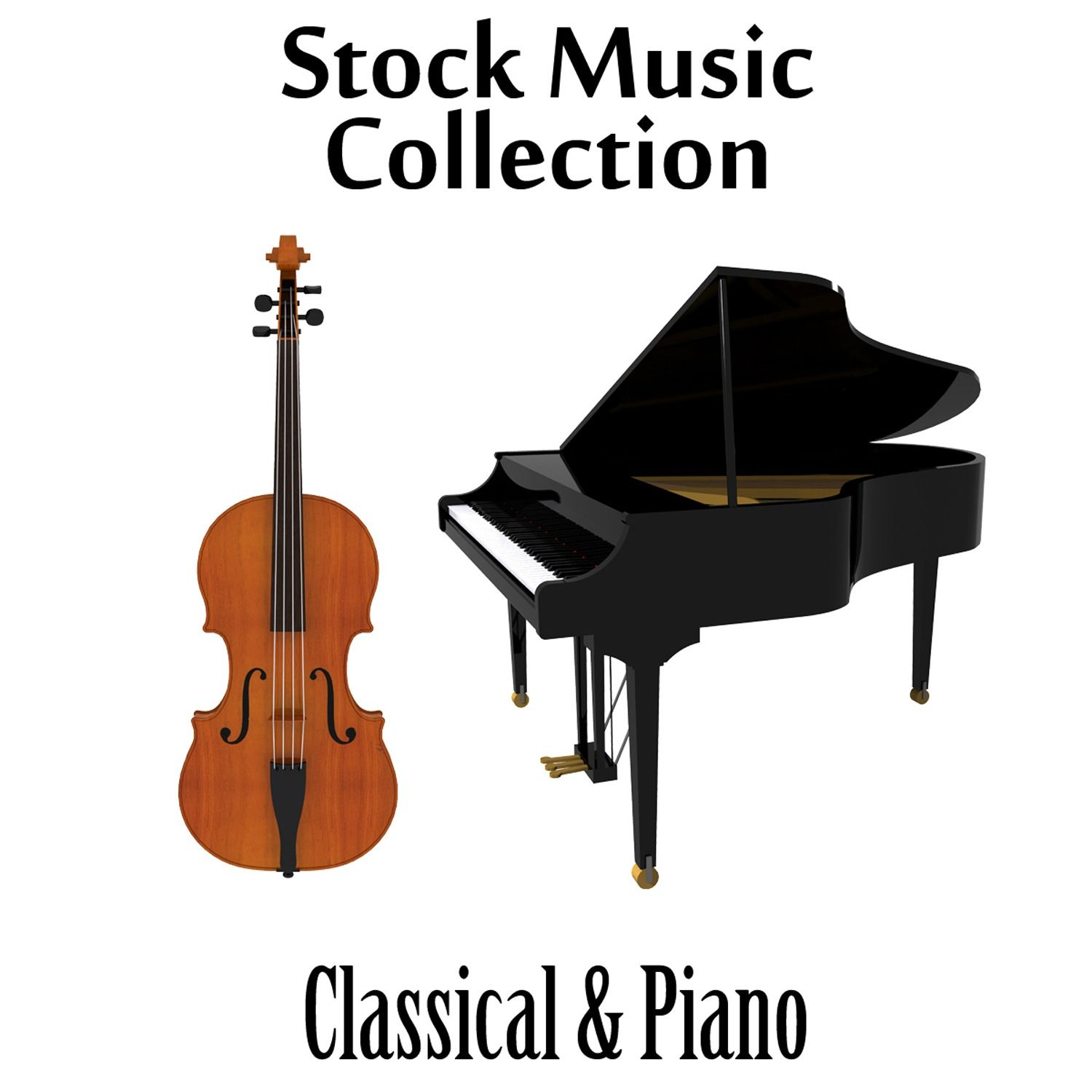 Classical, Orchestral, and Solo Piano: Stock Music