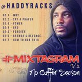 Haddy Racks - Mixtagram v.2 No Cuffin Season Cover Art