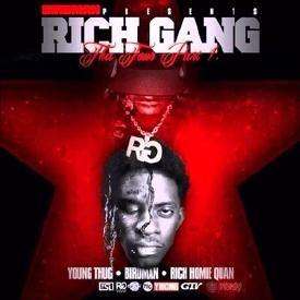Rich Gang Ridin ft. Young Thug, Birdman, Yung Ralph