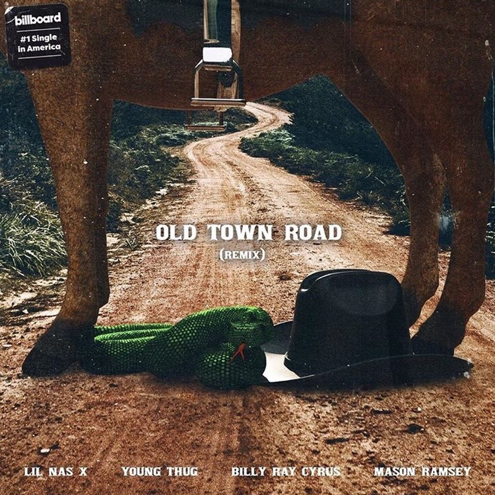 Old Town Road Remix ft  Billy Ray Cyrus, Young tug by Lil