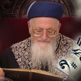 שיר על הרב מרדכי אליהו - על זה היה דווה ליבנו