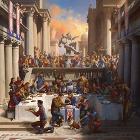 Logic - America ft. Black Thought, Chuck D, Big Lenbo, No I.D.