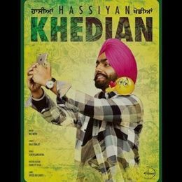 DJ KARAN - Hassiya Khediya | Ammy Virk | Punjabi Folk Mix Cover Art