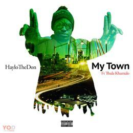 Haylothedon - MY TOWN Cover Art