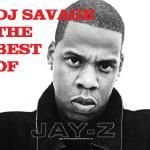 DJ D-Savage - The Best Of Jay-Z Vol 1 Cover Art