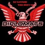 DJ D-Savage - The Best Of The Diplomats Cover Art