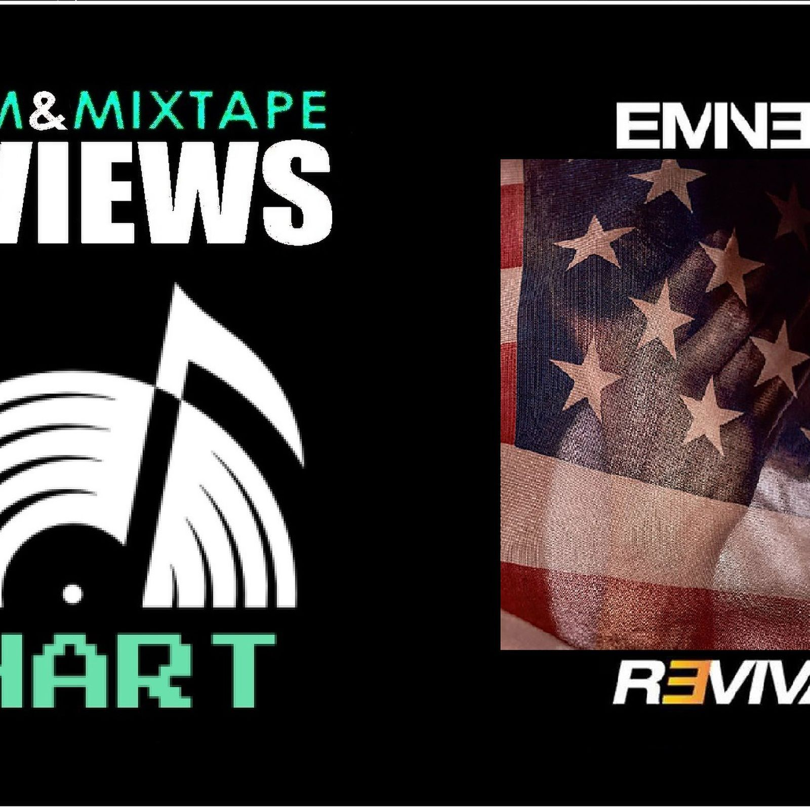 Eminem - Revival ALBUM REVIEW by The Review Team from Rap & Hip-Hop
