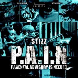 HipHopOnDeck.com - PAIN Cover Art