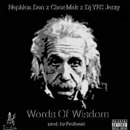 HHS1987 - Words Of Wisdom Cover Art