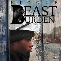 HiCoup - Beast of Burden EP Cover Art