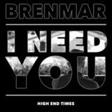 High End Times - I Need You Cover Art