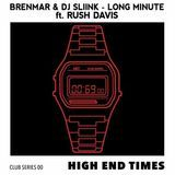 High End Times - Long Minute Cover Art