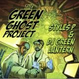 HIGH LVLD - THE GREEN GHOST PROJECT Cover Art