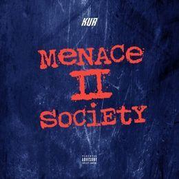 HIGH LVLD - Menace ll Society Cover Art
