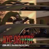 HIGH LVLD - NYC DRIVEBY Cover Art