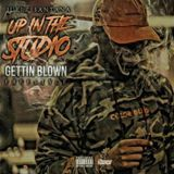 HIGH LVLD - Up In The Studio (Gettin Blown Freestyle) Cover Art