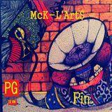 Him McK-L'Art$ Gusts - McK- Say High (prod McK & kaytervar). Cover Art