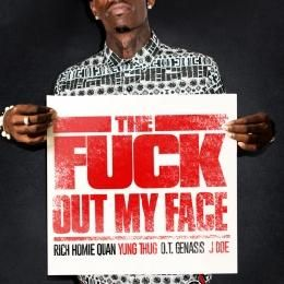 My rich quan homie out the f face get download