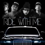HipHopDaily247 - Ride With Me Feat. YG, Nipsey Hussle & K Camp Cover Art