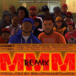 HipHopDaily247 - MMM (Remix) Cover Art