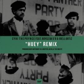 Huey (Remix) Feat. Royce Da 5'9 & Joell Ortiz