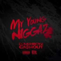 Hip Hop Giant - My Young Niggaz Cover Art