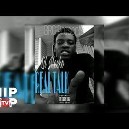 Hip Pop Tv - Lil'Meeko Real Talk ( Official Audio) Cover Art