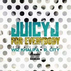 For Everybody (feat. Wiz Khalifa & Rock City)
