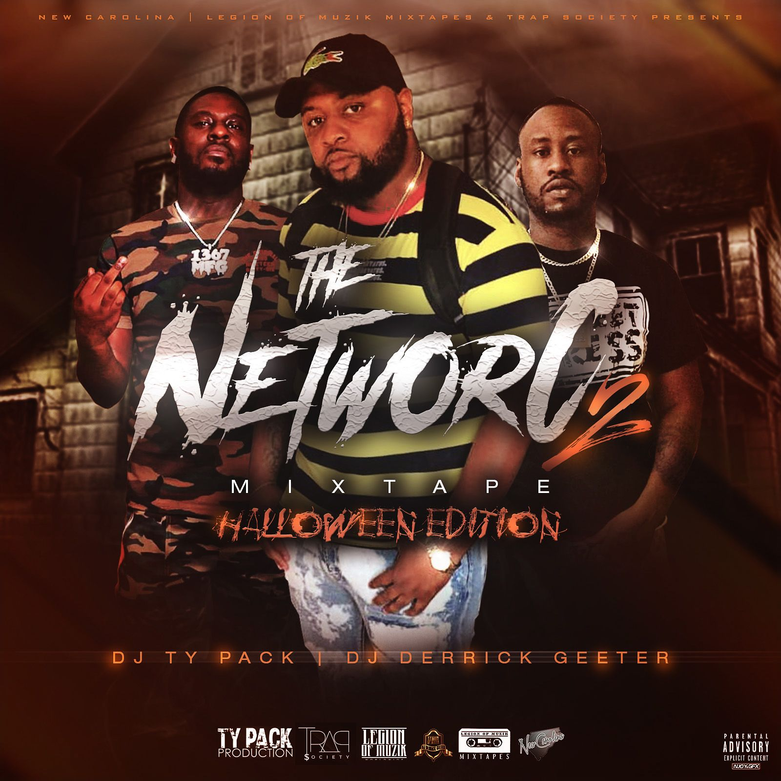 20 Wallway Pack Ft Fat Trel - Cold Mission by Various NC