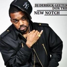 DJ Derrick Geeter - New Notch Cover Art