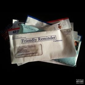 HipHopTino - Friendly Reminder EP Cover Art