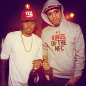 J. Cole – Let Nas Down (remix) ft. Nas