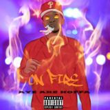A.R Hoffa - On Fire (Motivate Ah Nigga) Cover Art