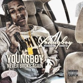 NBA YoungBoy - Gone Leave