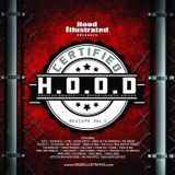 Hood Illustrated - HOOD Illustrated Presents: Certified H.O.O.D Vol. 1 Cover Art