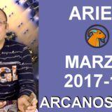 HoroscopoArcanos - ARIES MARZO 2017-19 al 25 Mar 2017-ARCANOS.COM Cover Art