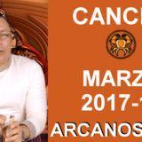 HoroscopoArcanos - CANCER MARZO 2017-12 al 18 Mar 2017-ARCANOS.COM Cover Art